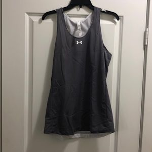 NWT- Women's Under Armour athletic top small